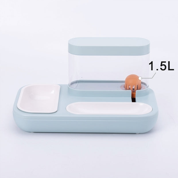 Automatic Pet Feeder Bowl - Dog Joy Deals