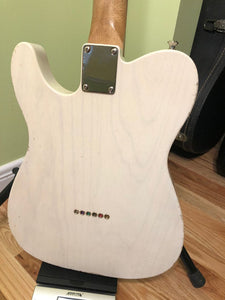 Waterslide T Style 2019 with Mojo Dynasonic pickups 2019