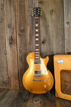 Load image into Gallery viewer, Gibson Les Paul Tribute Goldtop 2017