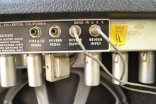 Load image into Gallery viewer, Fender Vibrosonic Reverb Amplifier 1973