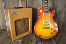 Load image into Gallery viewer, Gibson Les Paul 1959 Reissue Custom Shop R9 8lb 1oz VOS 2012