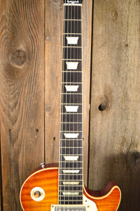 Gibson Les Paul Standard 1959 Reissue R9 VOS Custom Shop 2014 Tea Burst
