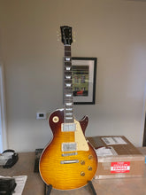 Load image into Gallery viewer, SOLD - Gibson Les Paul R9 Historic 1959 Reissue Factory Aged 2018 - SOLD
