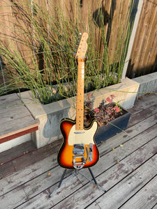 SOLD - Fender Telecaster Custom with factory Bigsby 1969