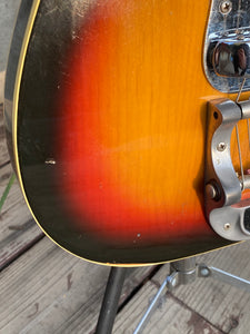 Fender Telecaster Custom with factory Bigsby 1969