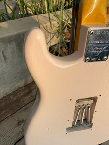 SOLD - Fender Stratocaster 1961 Journeyman Relic Shell Pink 2019