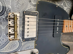 LSL Instruments Bad Bone 290 Limited Paisley Run Telecaster