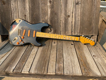 Load image into Gallery viewer, SOLD - Keith Holland Stratocaster San Francisco Giants Theme Custom Guitar 2015 - SOLD