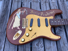 Load image into Gallery viewer, Fender Stratocaster Custom Shop One-Off George Amicay Hand Carved - SOLD