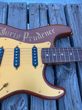 Load image into Gallery viewer, SOLD - Fender Stratocaster Custom Shop One-Off George Amicay Hand Carved