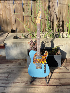 Waterslide T-Style Guitar with Lollar pickups - New