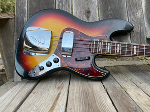 Fender Jazz Bass 1967