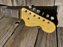 Load image into Gallery viewer, Danocaster Offset Prototype 2020 Jazzmaster Gold Sparkle