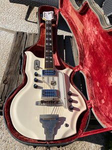 National Glenwood 99 Map Guitar 1962