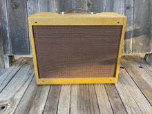 Load image into Gallery viewer, Fender Tweed Deluxe 5E3 Clone Handwired Amp with Vintage Jensen speaker