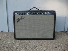Load image into Gallery viewer, SOLD - Fender 64 Custom Deluxe Reverb guitar amplifier 2018