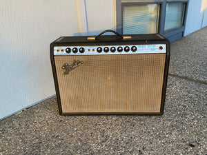 Fender Deluxe Reverb AB763 Export Model