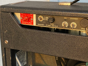 SOLD - Fender Deluxe Reverb AB763 Export Model