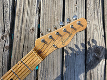 Load image into Gallery viewer, SOLD - Danocaster '72 Thinline 2020 Fender CuNiFe pickup loaded