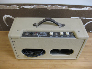 SOLD - Fender Reverb Unit 6G15 1994 1963 Reissue White Tolex