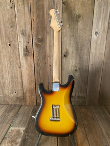 Waterslide S-Style Coodercaster Sunburst 2021 NEW