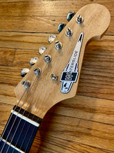 Load image into Gallery viewer, Waterslide Coodercaster S-Style Roasted swamp ash with aged nitro finish 2020