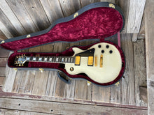 Load image into Gallery viewer, SOLD - Gibson Les Paul Custom White Custom Shop 2008 - SOLD