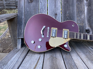 SOLD - Gretsch G6228 Players Edition Jet BT with V-Stoptail
