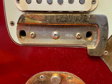 Load image into Gallery viewer, Fender Jaguar 1964 Candy Apple Red with Gold Hardware!