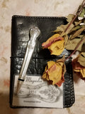 Antique Silverware Pen