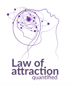 Law of Attraction quantified Logo