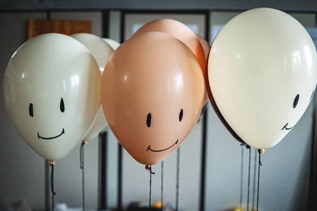 Find your name on a balloon story