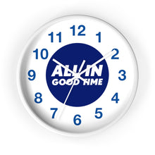 Load image into Gallery viewer, All in Good Time - Law of Attraction Clock