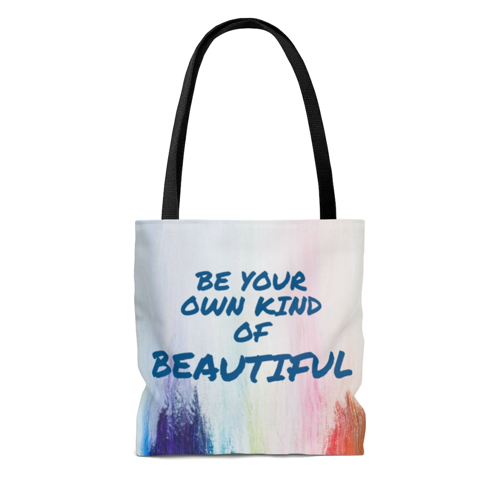 Law of Attraction Bags - Be Your Own Kind Of Beautiful