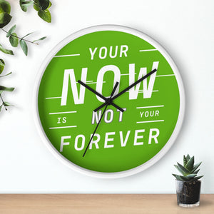 Law of Attraction Wall Clocks
