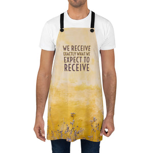 Law of Attraction Aprons