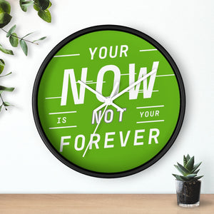 Your Now Is Not Your Forever Law of Attraction Clock