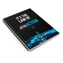 Load image into Gallery viewer, Law of Attraction Stationery Notebooks