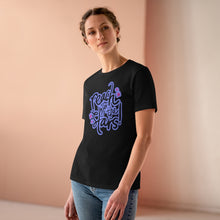 Load image into Gallery viewer, Law of Attraction Women's Premium Tee  - Reach For The Stars