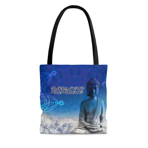 Law of Attraction Tote Bag - Namaste
