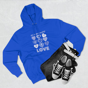 Love Hoodie - Law of Attraction