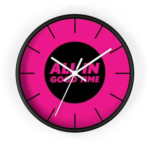 All in Good Time - Law of Attraction Clock
