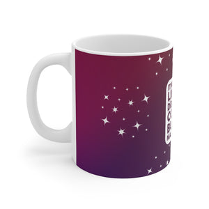 Law of Attraction Mug - It May Look Like I'm Drinking Coffee But I'm Manifesting