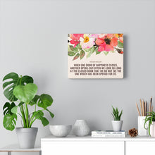 Load image into Gallery viewer, Law of Attraction Quote Prints Canvas