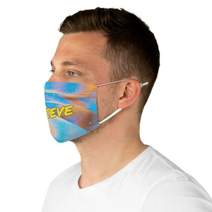 Fabric Face Mask - Believe