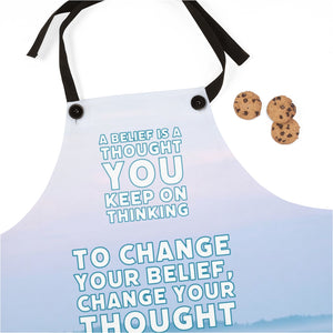 Apron - A Belief Is A Thought You Keep On Thinking