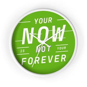 Your Now Is Not Your Forever Clock