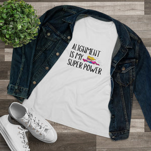 Alignment Is My Super Power - Law of Attraction Tshirt