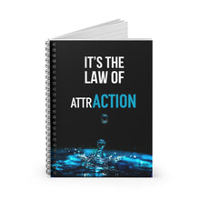 Load image into Gallery viewer, Law of Attraction Notebooks