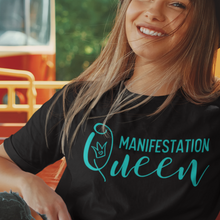Load image into Gallery viewer, Law of Attraction T-shirt Manifestation Queen
